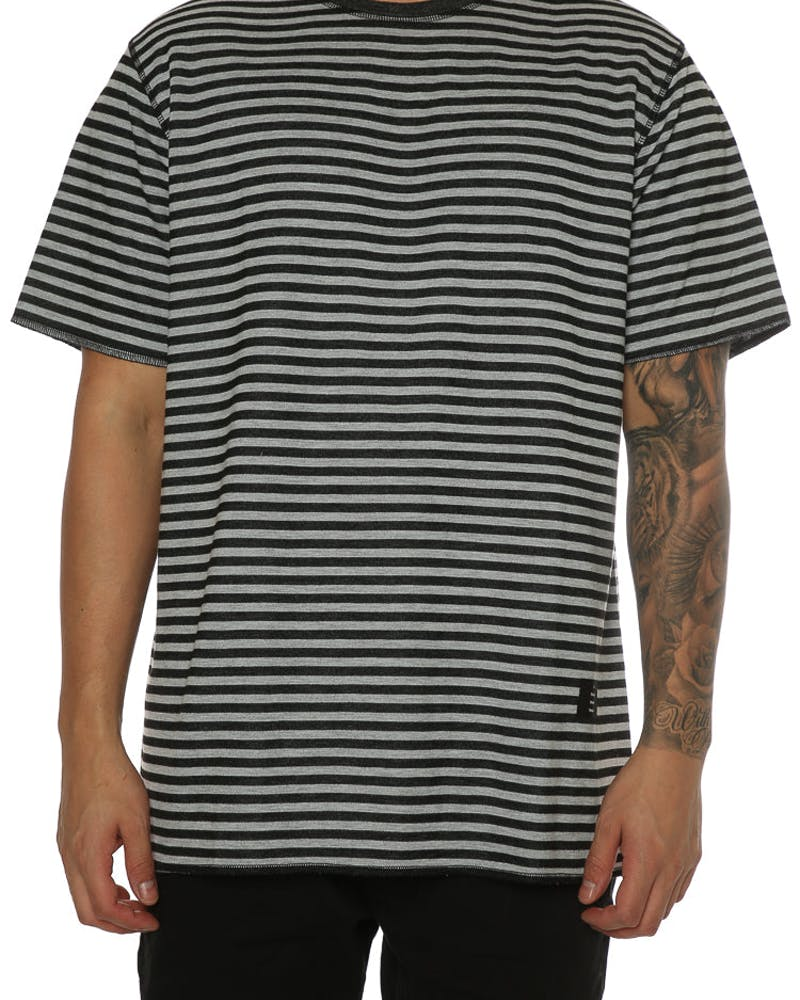 Thing Thing Enth Tee Black Stripe