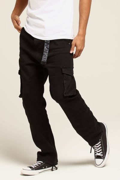 Thing Thing Field Pant Black Wash
