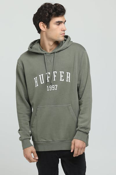 Huffer True Hood/HFR Colour Khaki