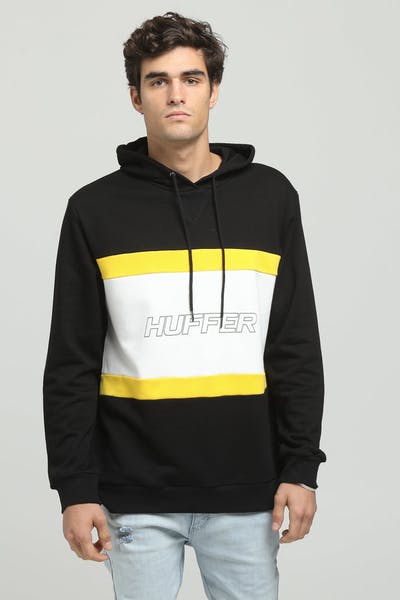Huffer Samurai True 2.0 Hood Black/White