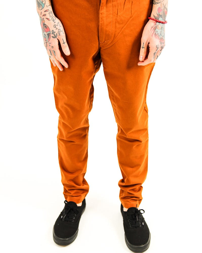 MR Simple Pants Orange