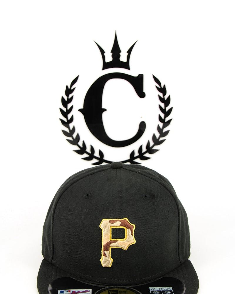 Pittsburgh Pirates On Black/desert Ca