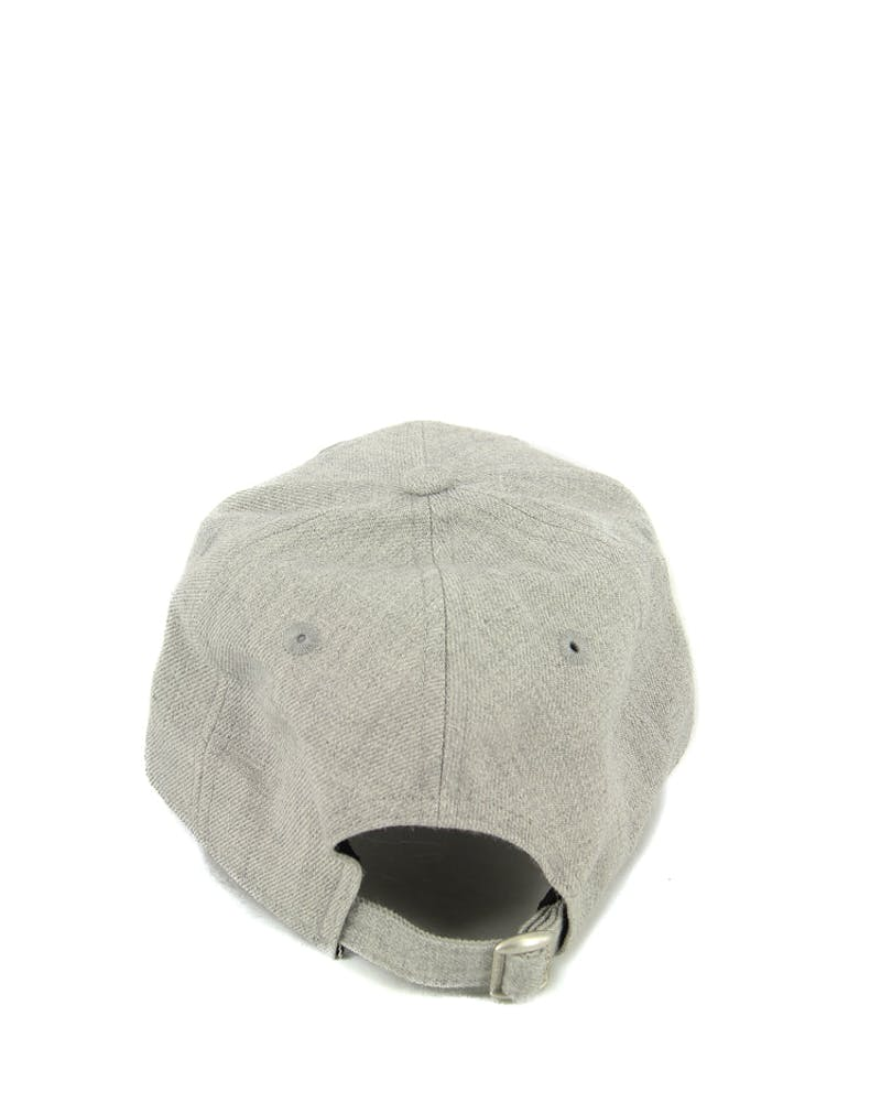 New Era Raiders Heather 9FORTY Strapback Heather Grey/bl