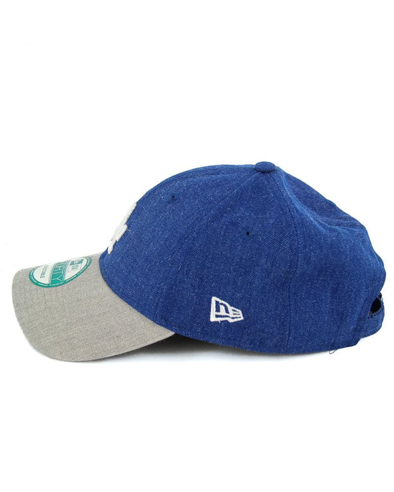 New Era Dodgers Heather 9FORTY ST Royal/grey Heat