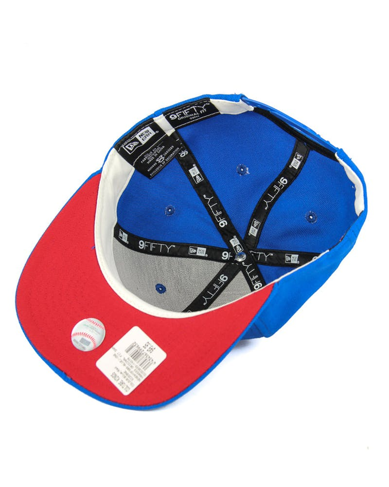 Yankees Original Fit Snapback Blue/red