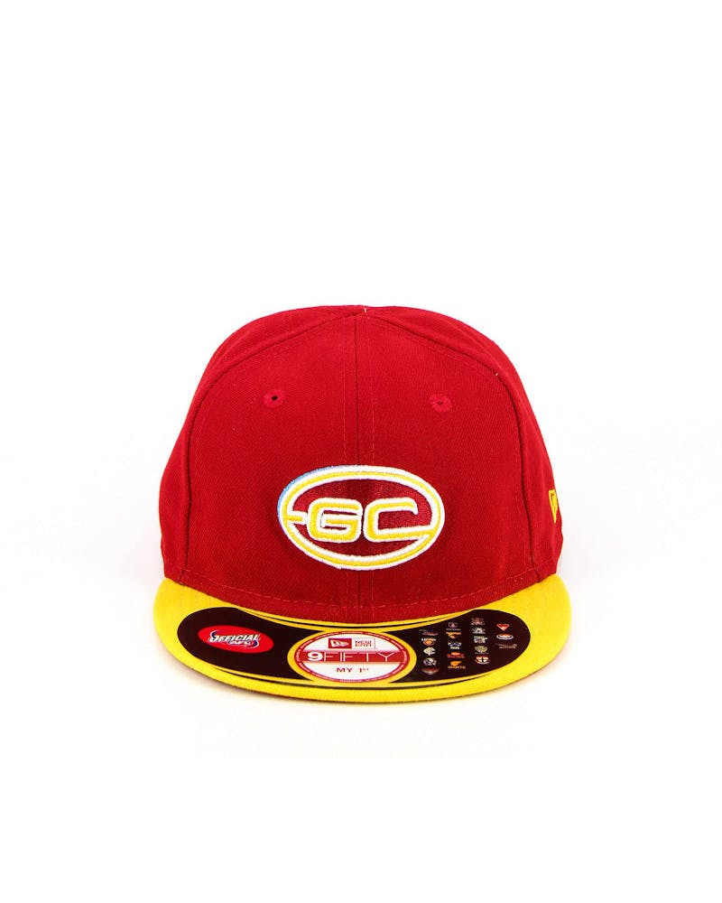 Gold Coast Suns MY 1st Navy/red