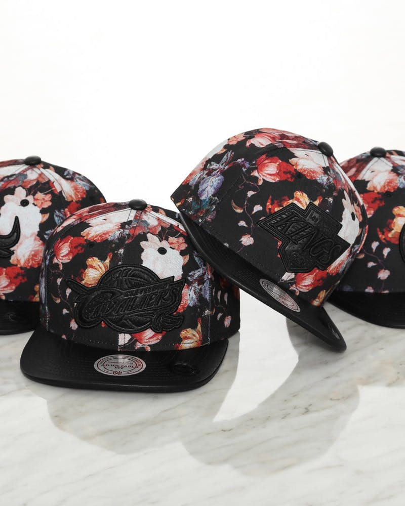 LA Kings Snapback Floral/black