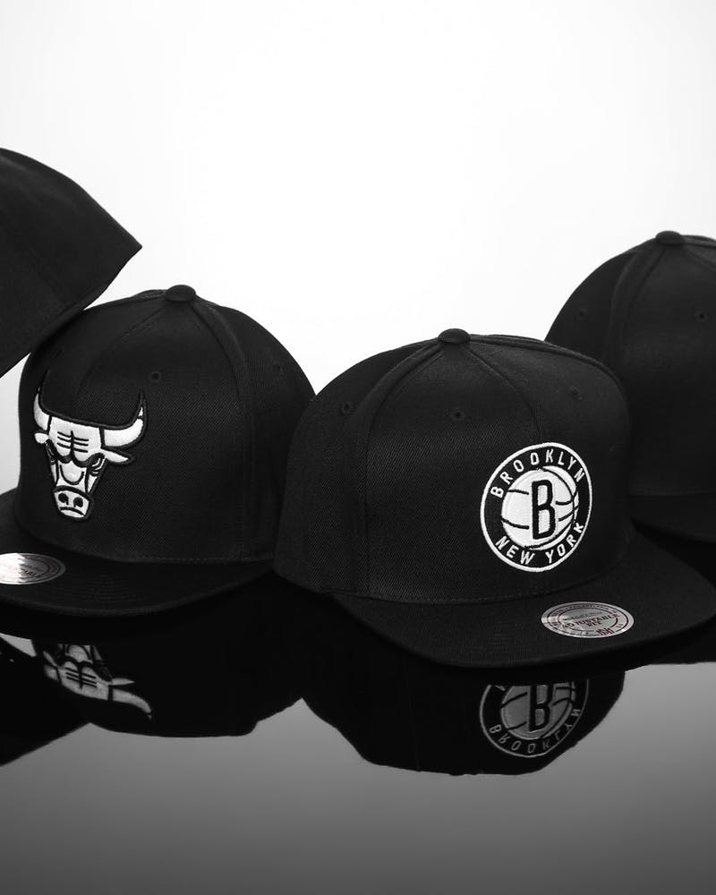 Blackhawks Snapback Black/white