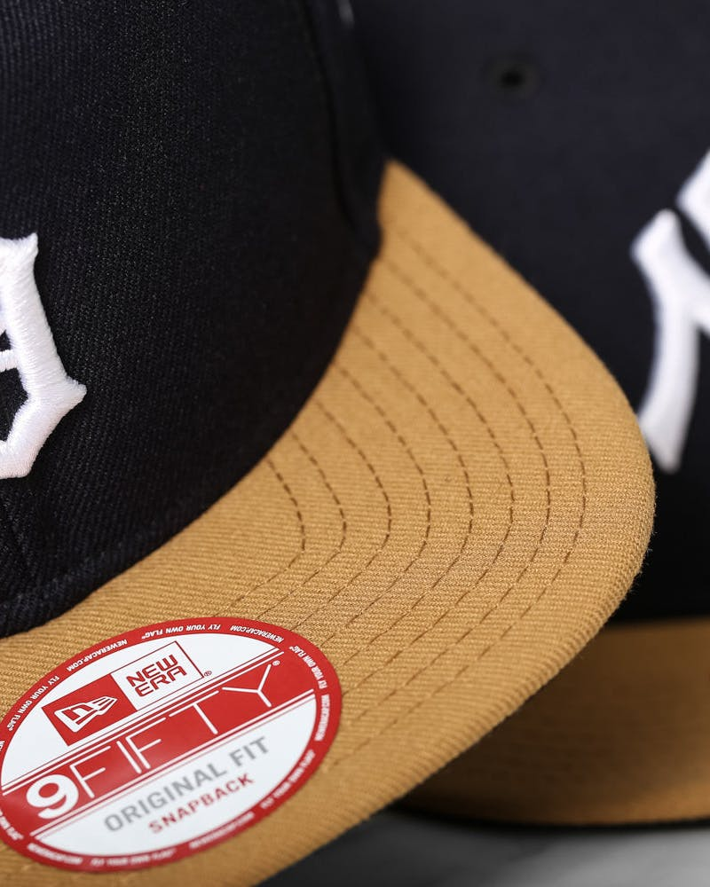 Yankees Original Fit Snapback Navy/wheat/whit