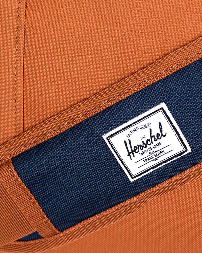 Novel Bag 3 Orange/navy