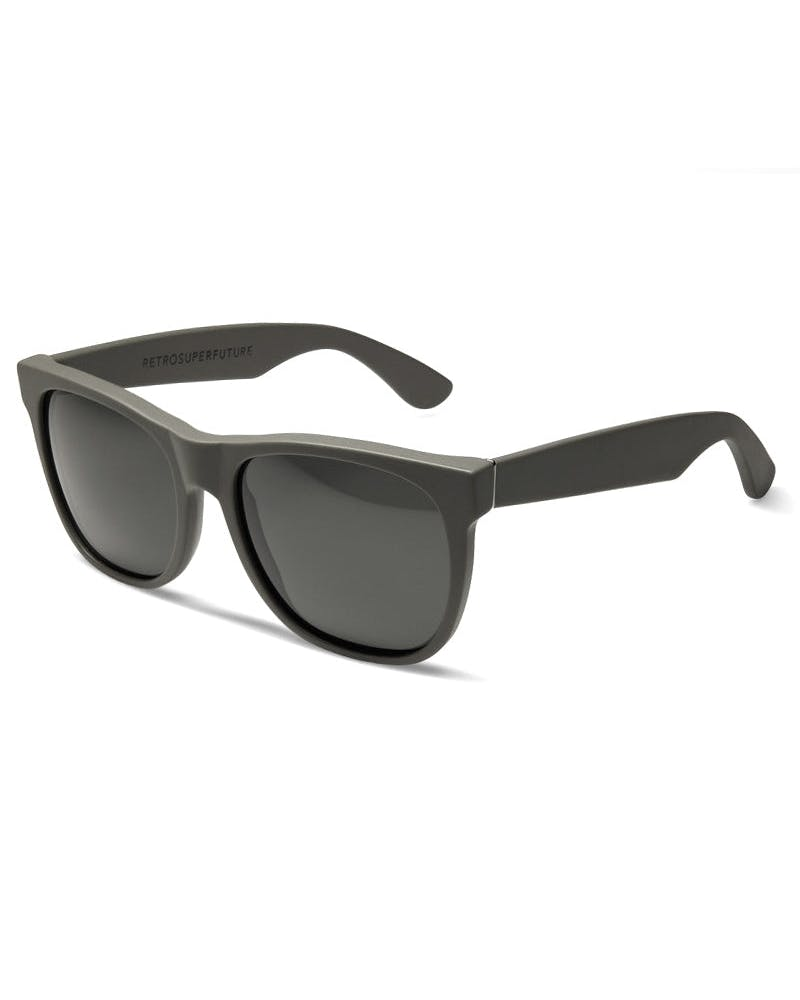 Basic Sunglasses Dark Grey