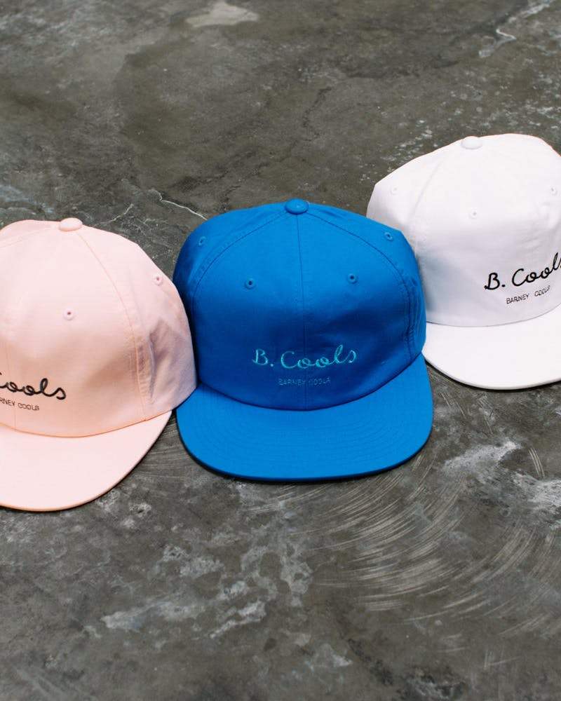B.cools Signature Snapback Blue