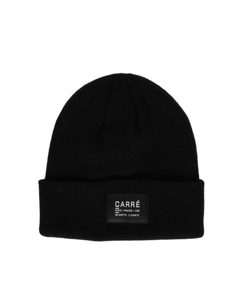 Capital City Beanie Black