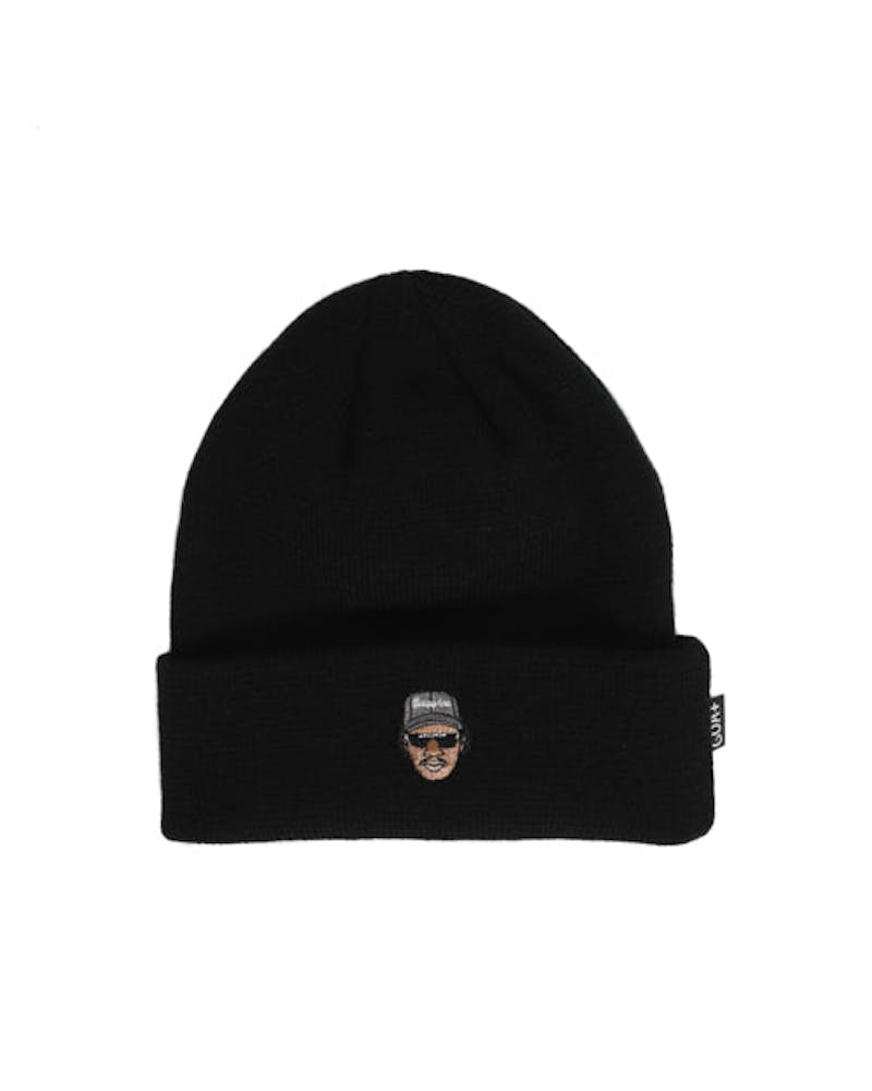 Eazy Mini Head Beanie Black