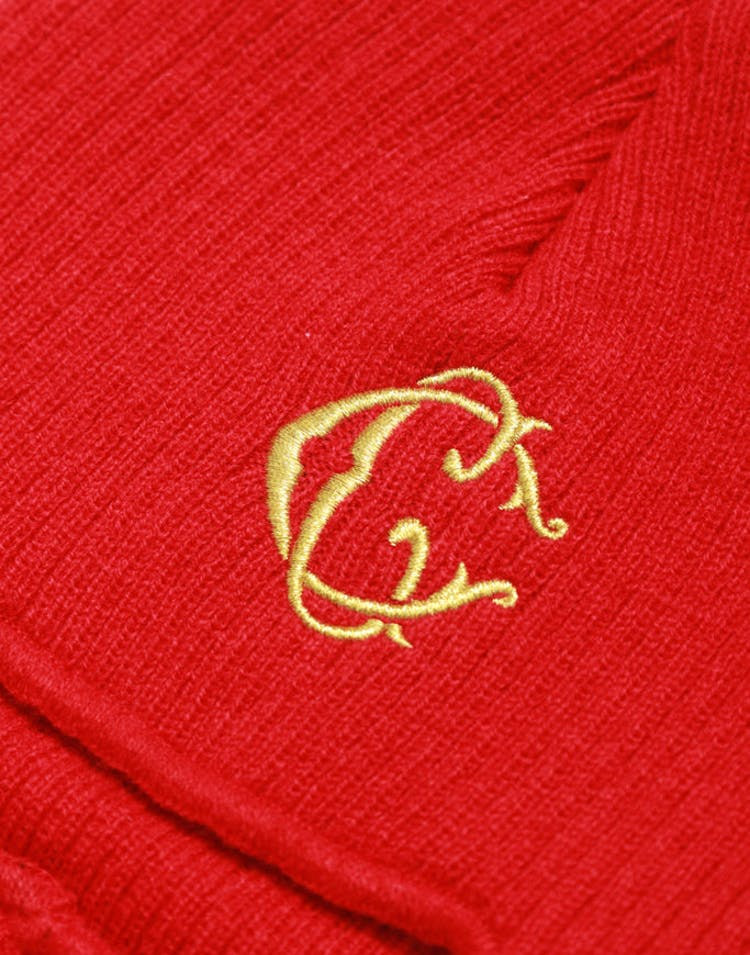 Holy Grail Ski Mask Red