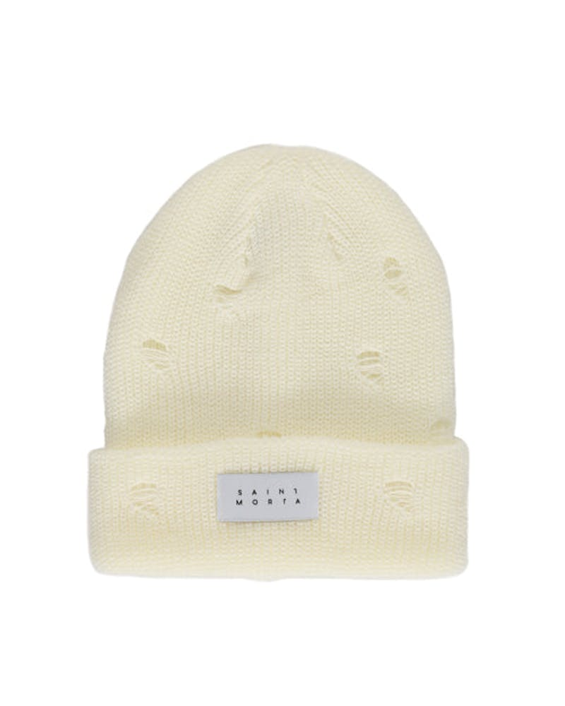 Impaired Beanie Off White