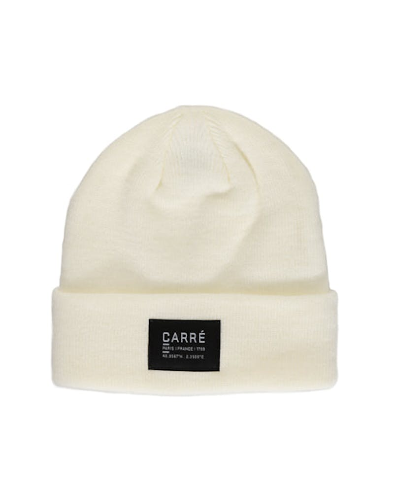 Capital City Beanie White