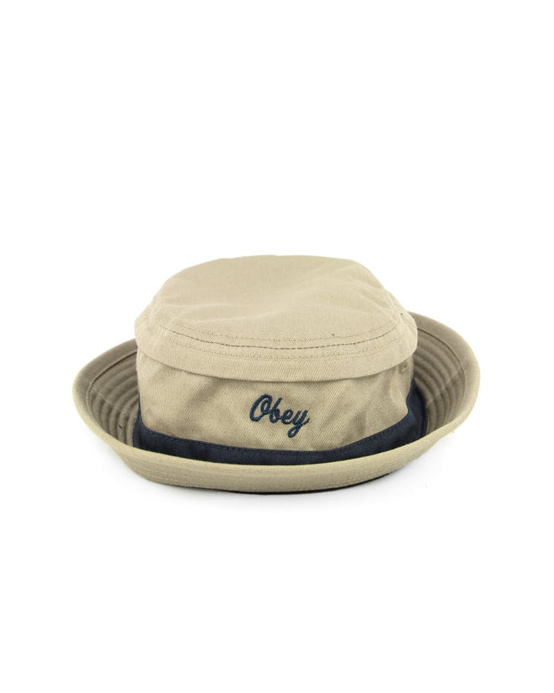 Hunter Bucket Hat 2 Beige