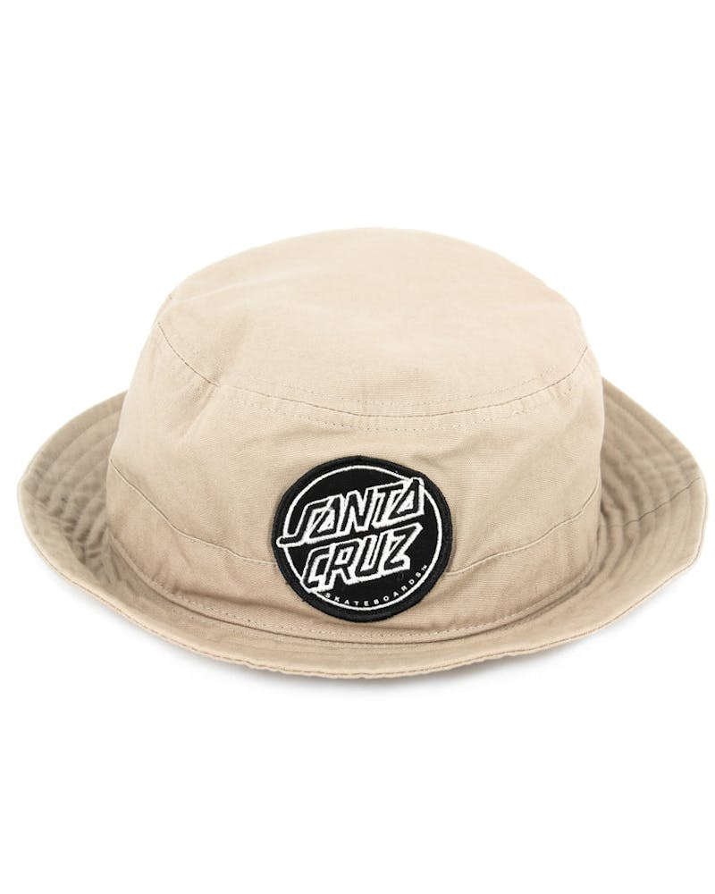 Opus Dot Bucket Hat Sand