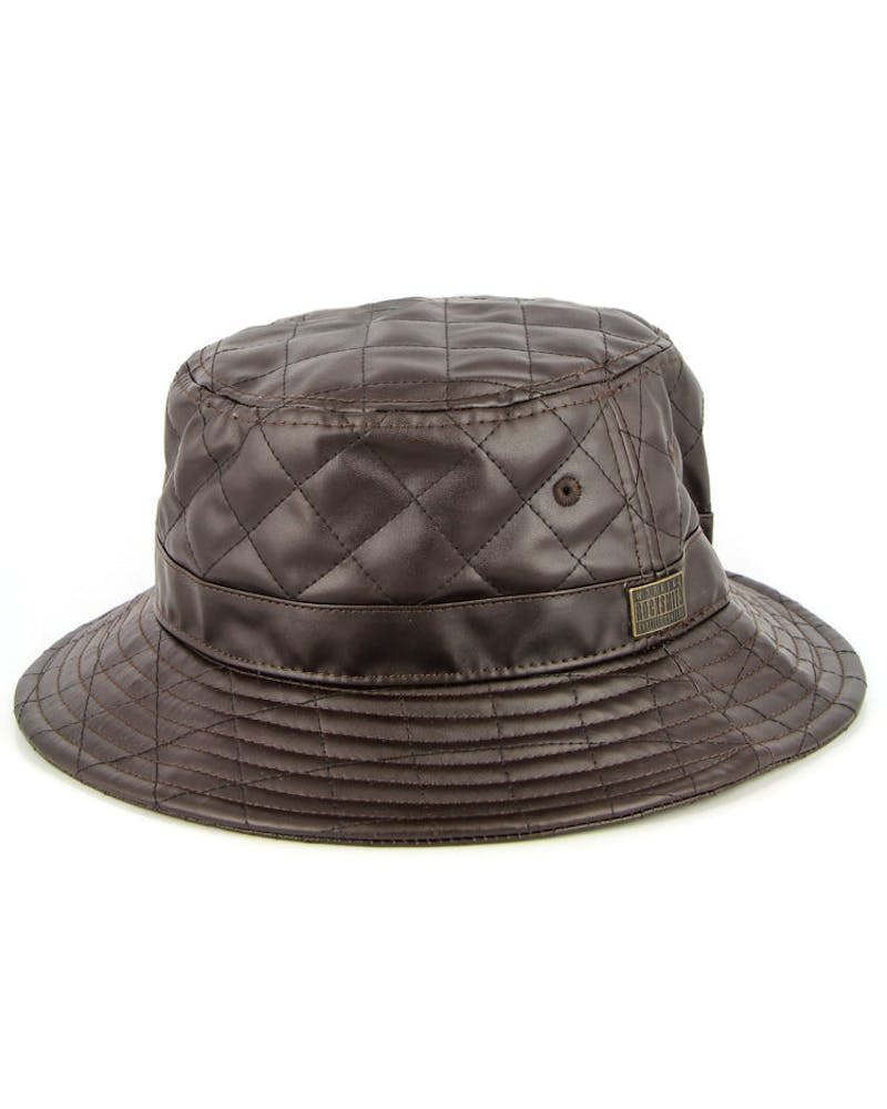 Bawse Quilt Leather BH Brown