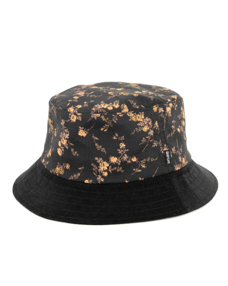 Liberty Rose Bucket Black