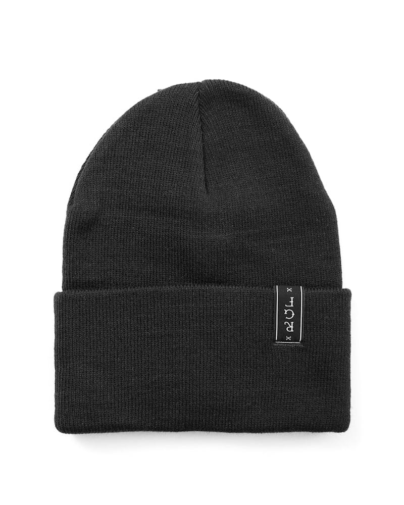 NO Cigar Beanie Black/yellow/bl