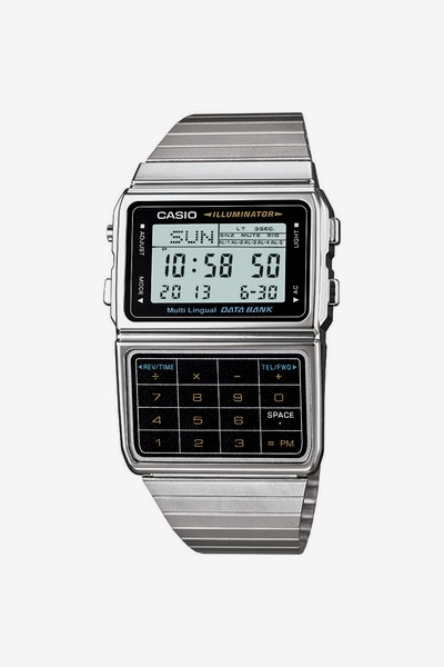 Data Bank Telememo 25 Silver/black