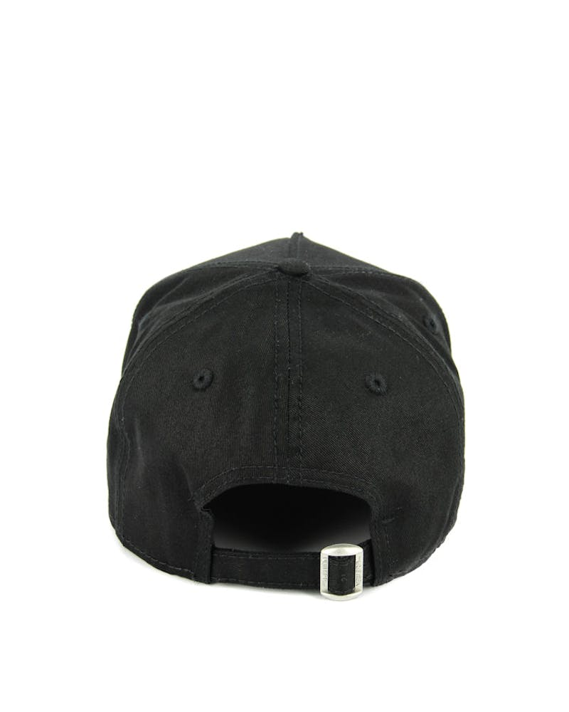 New Era Yankees 9FORTY A-Frame Strapback Black/white