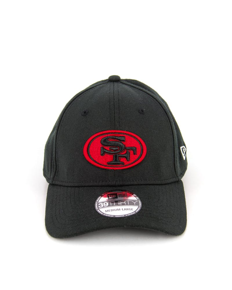 San Francisco 49ers 3930 Black/red
