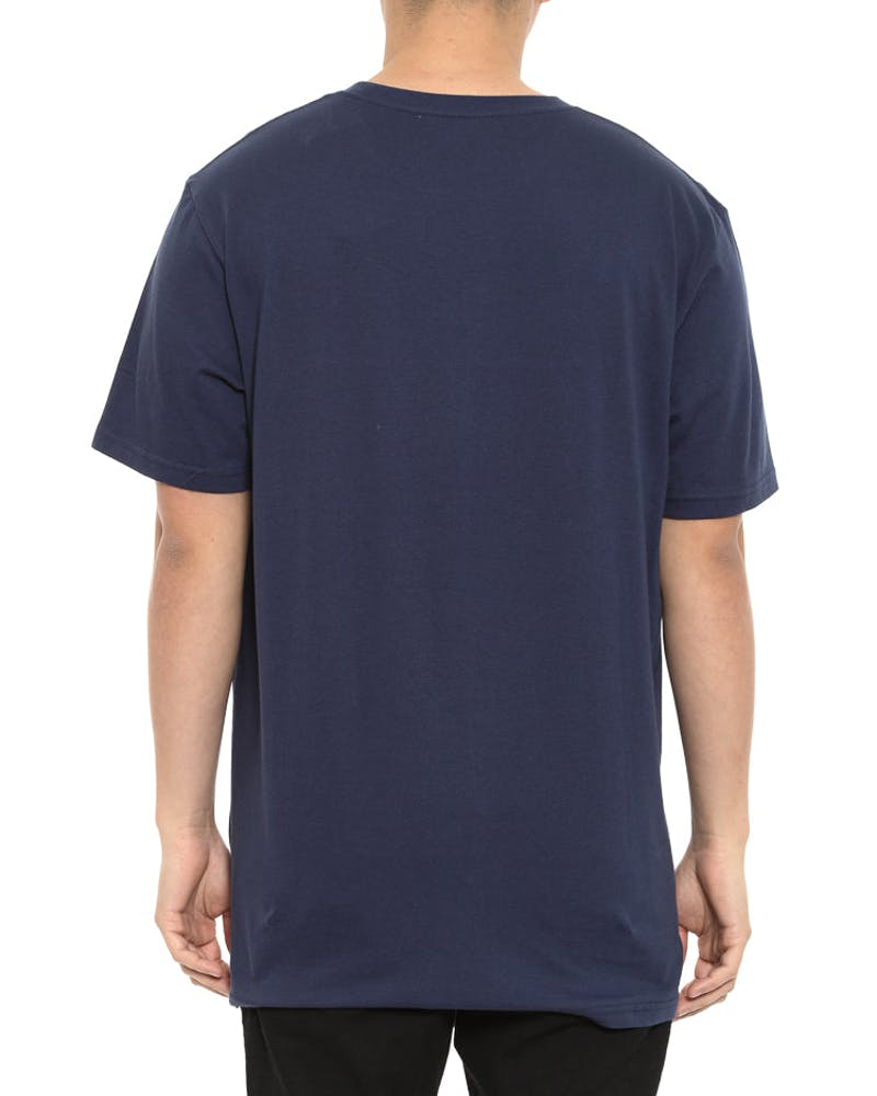Carhartt Shore Short Sleeve Shirt Blue/white/black
