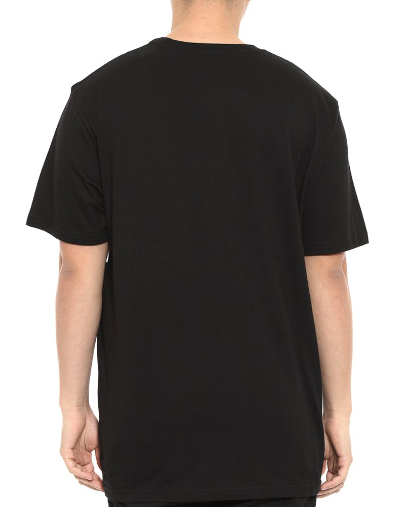 Shore Short Sleeve Shirt Black/white/bla