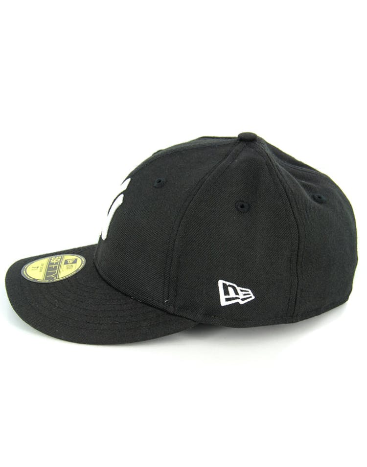 Yankees Low Crown Fashion Fit Black
