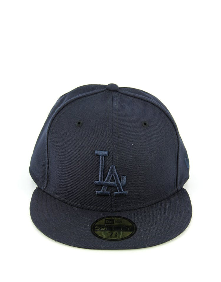 Dodgers Fashion Fitted Navy/navy