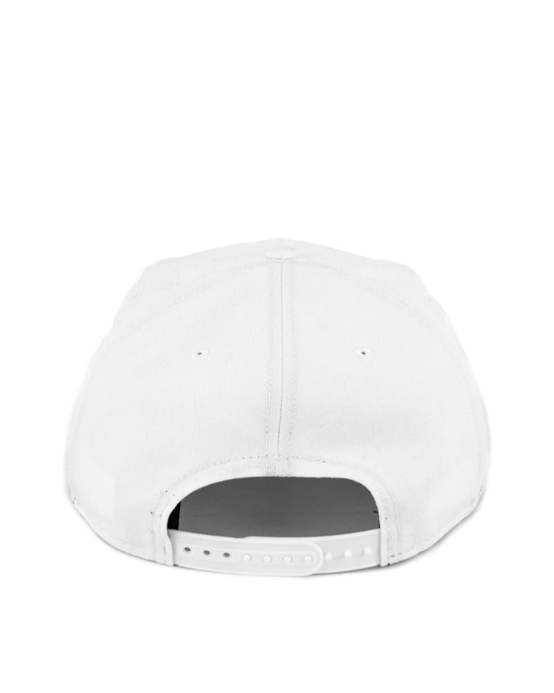 Dodgers Original Fit Snapback White/white