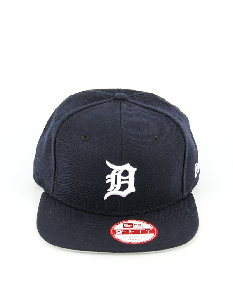 Tigers Original Fit Snapback Navy/grey