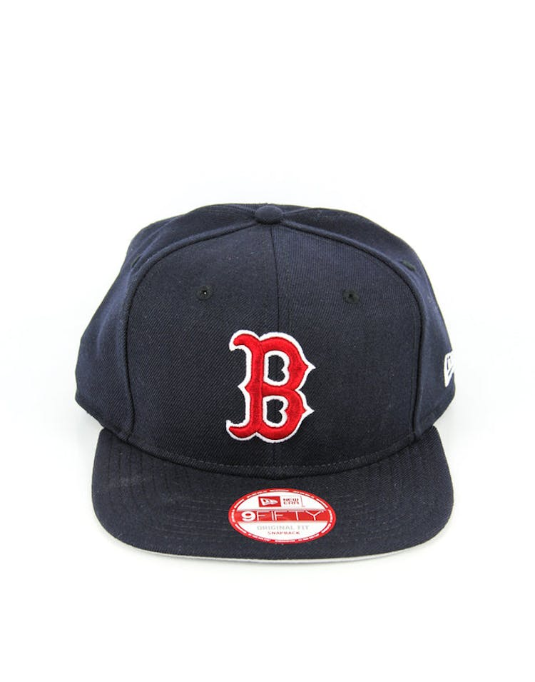 Red Sox Original Fit Snapback Navy/grey