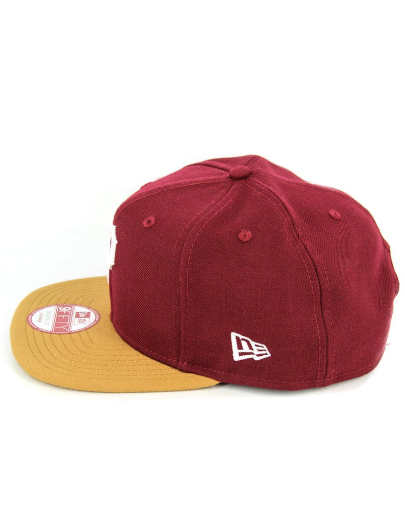 White Sox Orig. Fit Snapback Cardinal/tan/wh