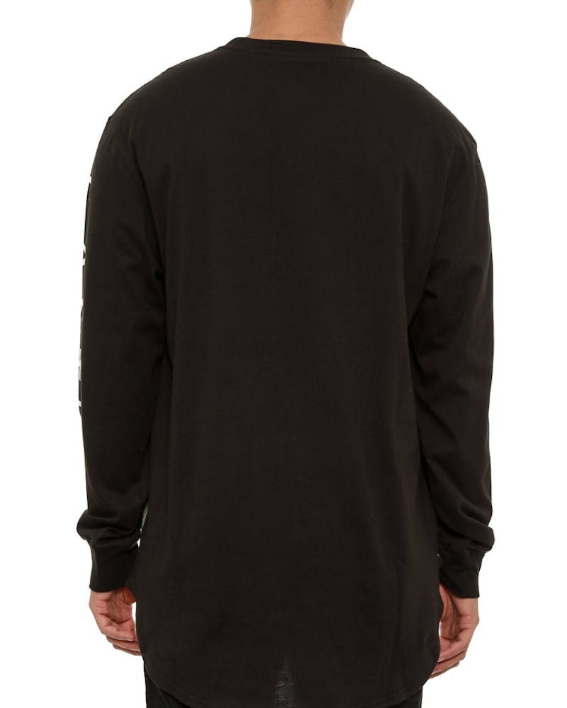 Thermo Long Sleeve Top Black