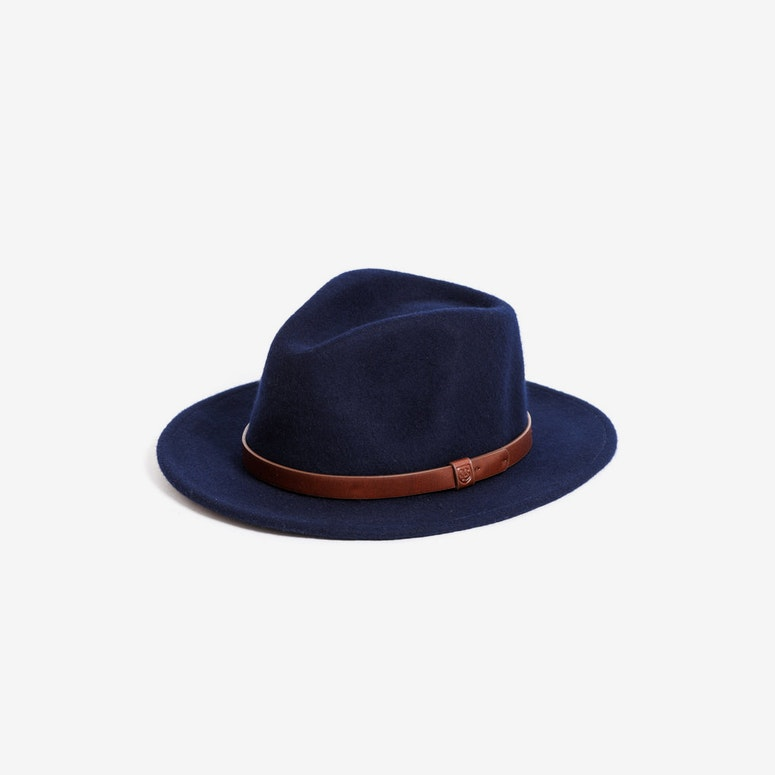 Messer Hat Navy