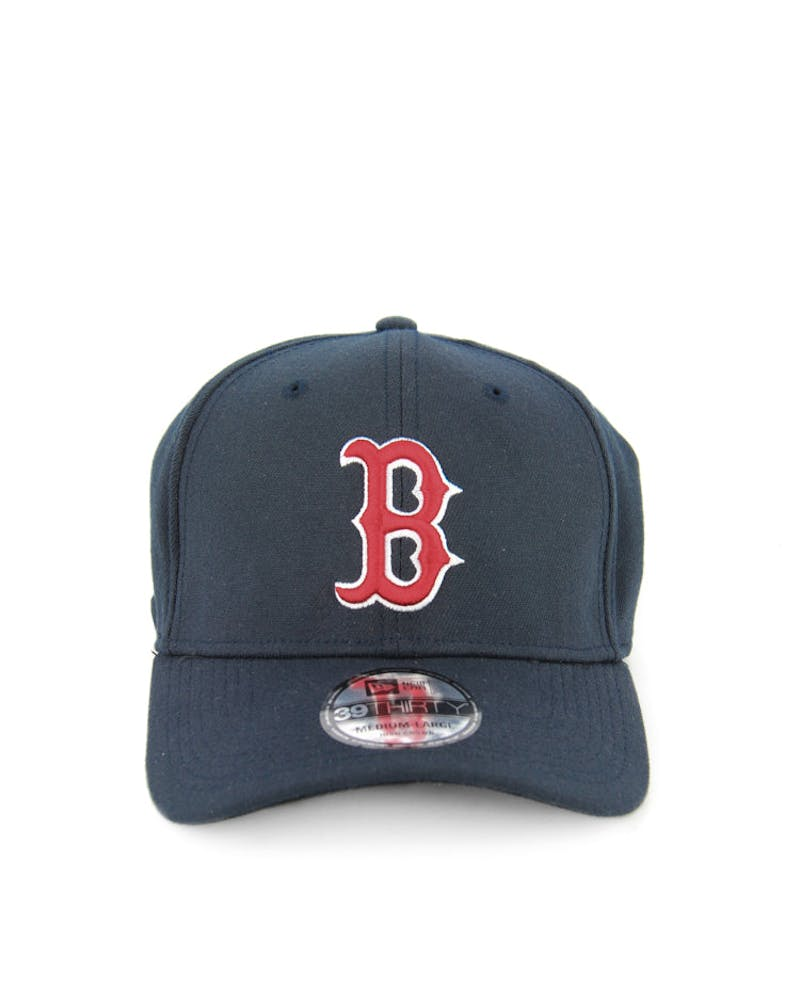 Red Sox High Crown 3930 Navy/red