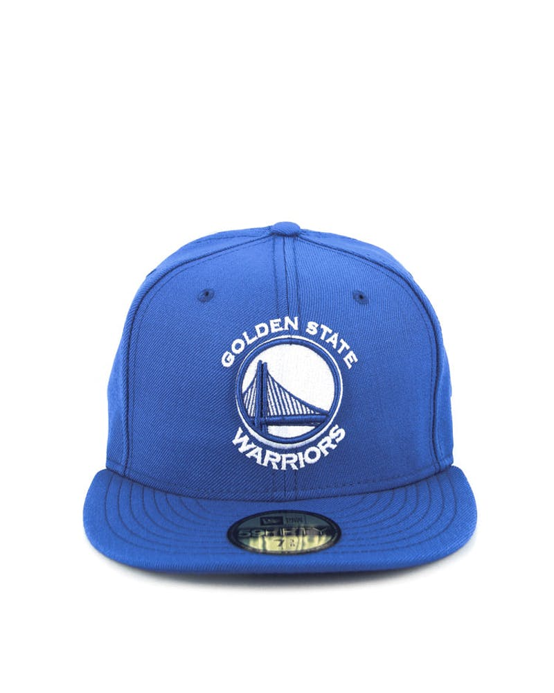 San Francisco Golden ST Warriors Fashion Fitted Blue