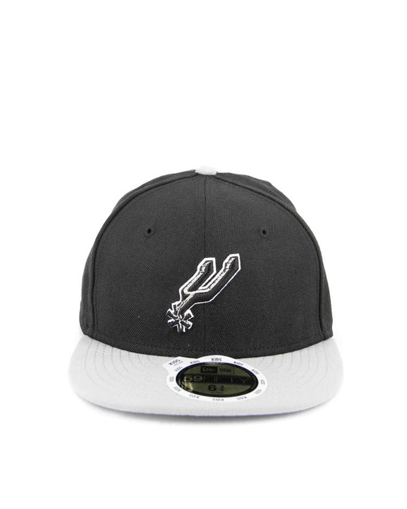 San Antonio Spurs Kids On Black/grey