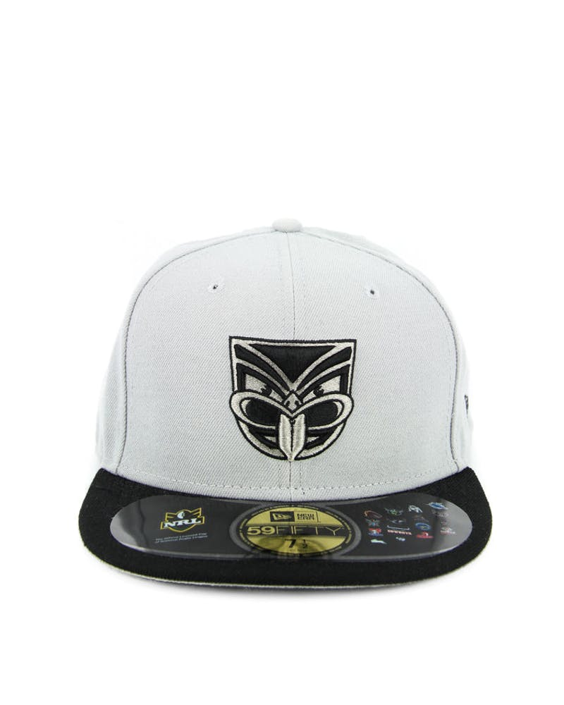 New Zealand Warriors Fashion Fitted Grey