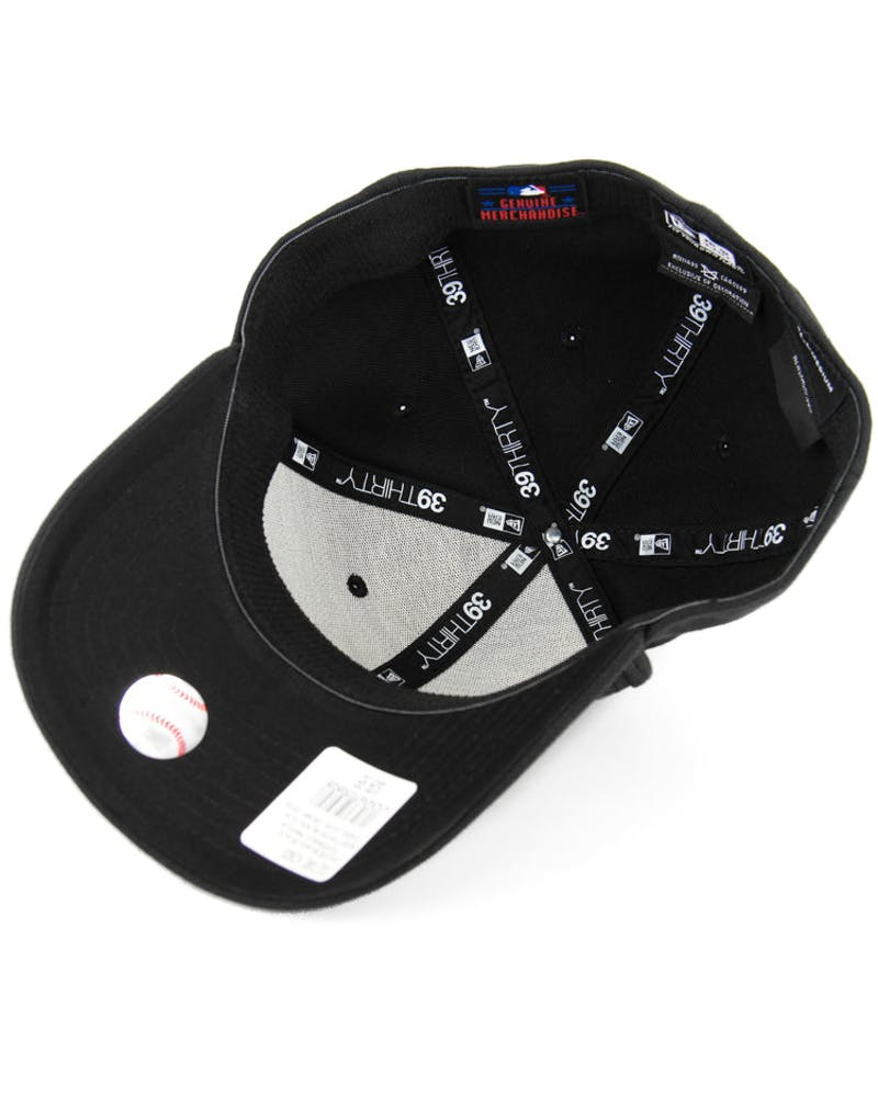 Red Sox High Crown 3930 Black/black