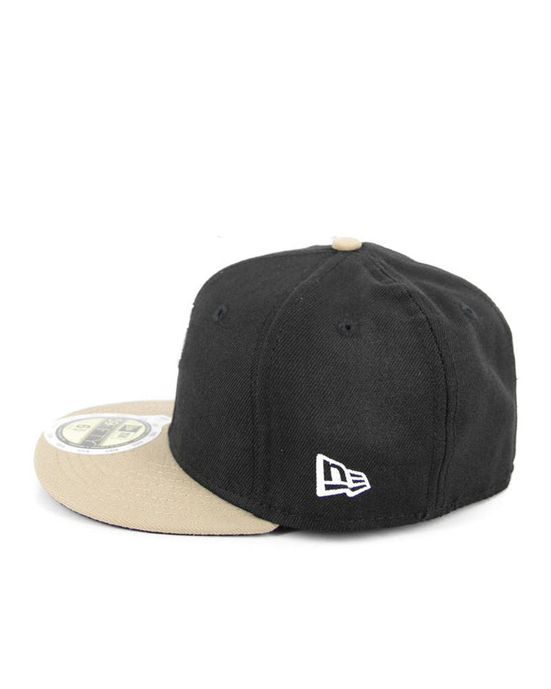 San Francisco Giants Kids On Black/khaki