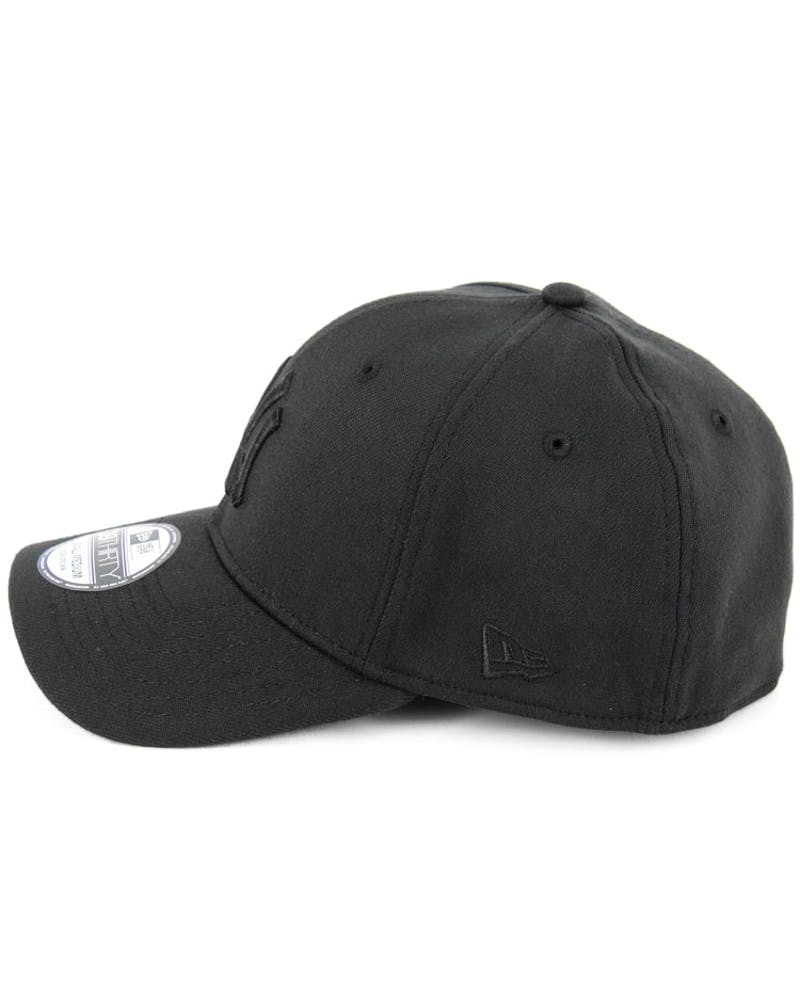 Yankees High Crown 3930 Black/black