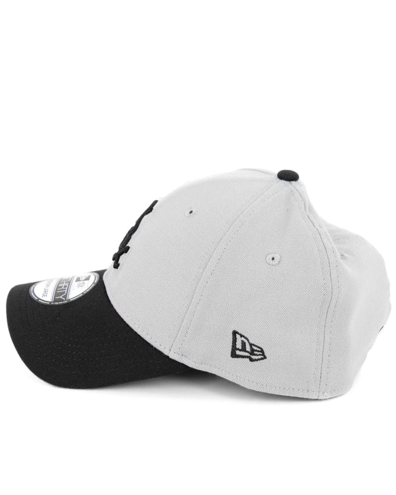 White Sox 3930 Fitted Grey/black
