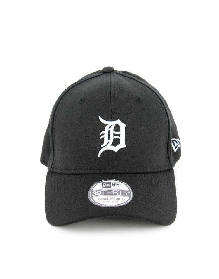 Tigers High Crown 3930 Black/white