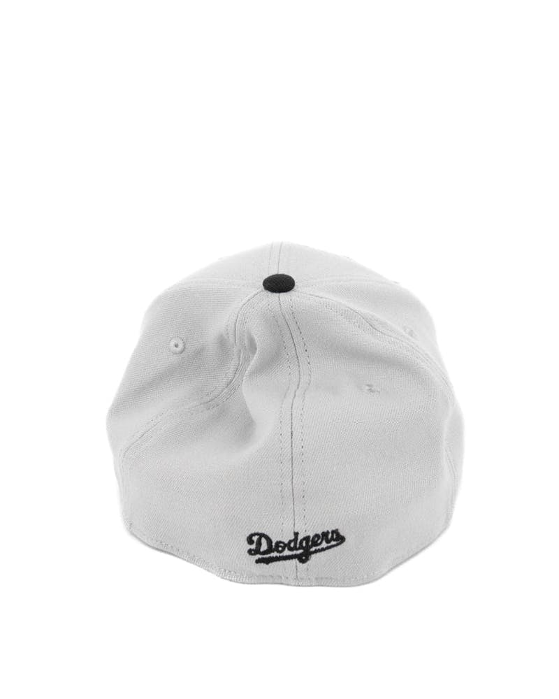 Dodgers 3930 Fitted Grey/black