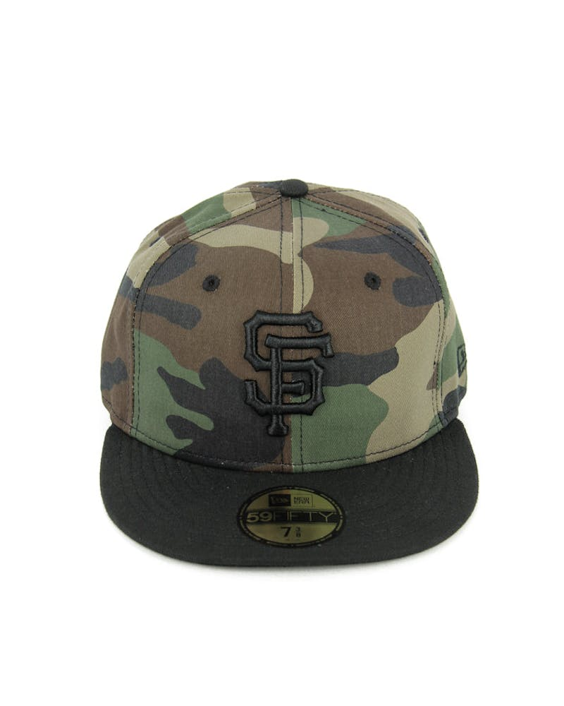 San Francisco Giants Ff2 Camo/black
